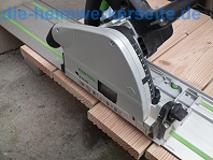 Holzterrasse bauen11