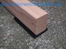 Terassenholz - Auflage