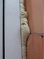 Fenster einbauen - Montageschaum.