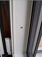 Fenster einbauen - Rahmendübel.