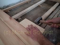 Holzfußboden Legen ~ Anleitung dielenboden verlegen u a die heimwerkerseite