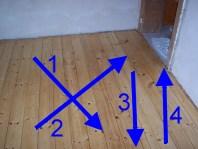 Holzfußboden Schleifen ~ Dielenboden schleifen u203a die heimwerkerseite.de
