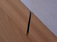 fu leiste und sockel auf gehrung schneiden und anbringen. Black Bedroom Furniture Sets. Home Design Ideas