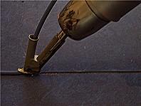 Sehr PVC-Nähte verschweißen › die-heimwerkerseite.de JY01