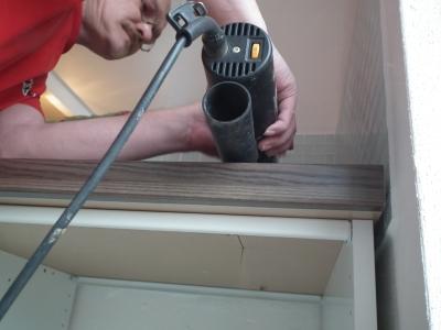 küche aufbauen - ikea küche aufbauen ? die-heimwerkerseite.de - Ikea Küche Selbst Aufbauen