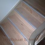 Treppe mit Holz belegen 10
