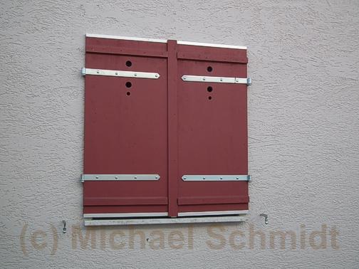Fensterläden Und Klappläden Selber Bauen Die Heimwerkerseitede
