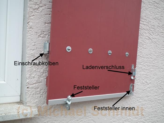 Fensterladen Und Klappladen Selber Bauen Die