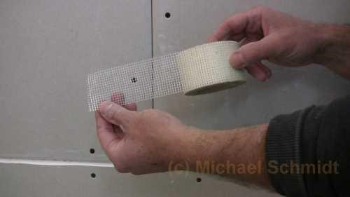 Turbo Gipskartonplatten spachteln › die-heimwerkerseite.de WF26