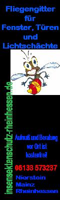 Insektenschutz Banner hoch 5