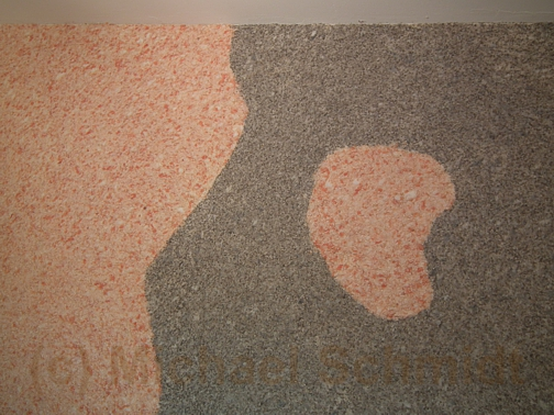 baumwollputz auftragen und verarbeiten die. Black Bedroom Furniture Sets. Home Design Ideas