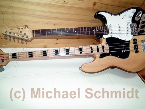 Doppelhals Gitarre Bauen Die Heimwerkerseite De